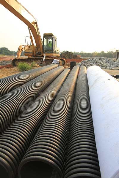 Tubosch HDPE Drainage Pipe
