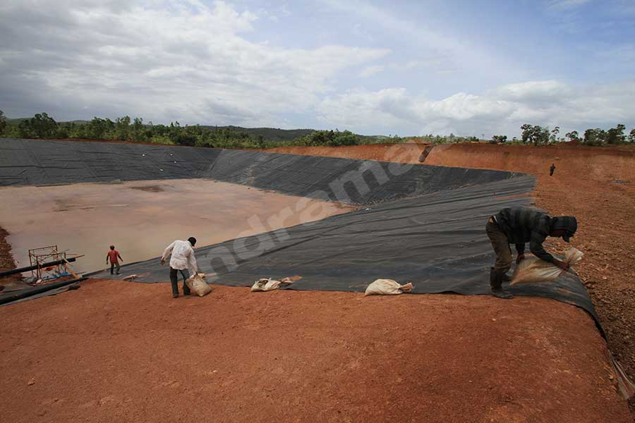 Geomembrane Installation Services